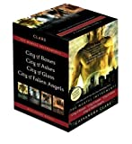 Cassandra Clare The Mortal Instruments Boxed Set: City of Bones/City of Ashes/City of Glass/City of Fallen Angels by Clare, Cassandra (2012)