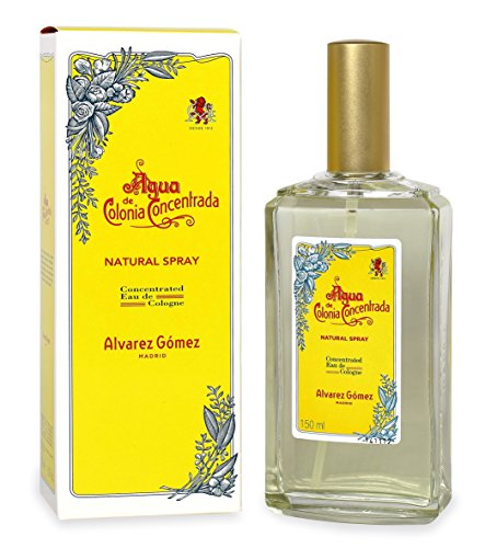 Alvarez Gomez Eau De Toilette Spray 150ml