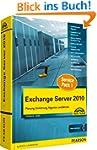 Exchange Server 2010 - Inklusive Neue...