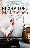 Markttreiben: Ein Oberbayern-Krimi