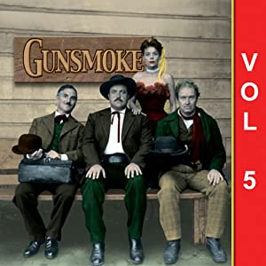 Gunsmoke, Vol. 5 Radio/TV Program