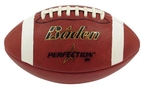 Baden Perfection D1 Official Size 9 Leather Game Football