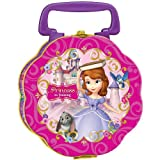 Disney Sofia the First Carrier Tin Lunch Box