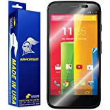 ArmorSuit MilitaryShield - Motorola Moto G Screen Protector Anti-Bubble Ultra HD - Extreme Clarity & Touch Responsive Shield with Lifetime Free Replacements - Retail Packaging