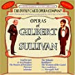Operas Of Gilbert And Sullivan Doyly Carte Opera Company from Avid