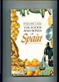 img - for The food and wines of Spain by CASAS Penelope (1985-01-01) Paperback book / textbook / text book