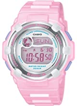 Casio Baby-G Damen-Armbanduhr Digital Quarz BG-3000A-4ER