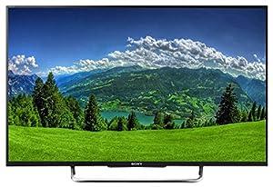 Sony KDL-32W700 32-Inch Multi System Smart Wi-Fi FULL HD LED TV 110-240 Volt (Black)