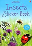 img - for Insects Sticker Book (Usborne Spotter's Sticker Guides) book / textbook / text book