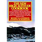 New High Altitude Cookbook ~ Beverly Anderson Nemiro