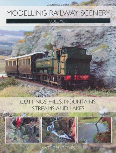 Modelling Railway Scenery: 1