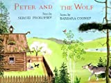 Peter and the Wolf Pop-up Book (0670808490) by Prokofiev, Sergei