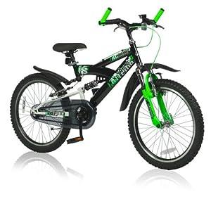 26 zoll kinderfahrrad mountainbike fahrrad vollgefedert. Black Bedroom Furniture Sets. Home Design Ideas