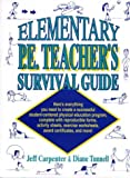 img - for Elementary P.E. Teacher's Survival Guide book / textbook / text book
