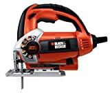 Black & Decker JS660 Jig Saw with Smart Select Dial, Orange