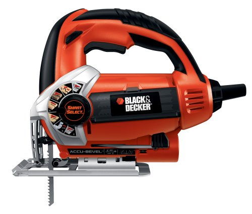 Why Should You Buy Black & Decker JS660 Jig Saw with Smart Select Dial