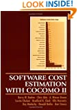 Software Cost Estimation with Cocomo II