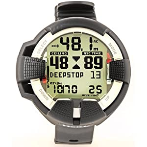 Buy Suunto Helo2 Hoseless Wrist Mixed Gas Diving Computer with Transmitter ~Includes now FREE the... by Suunto