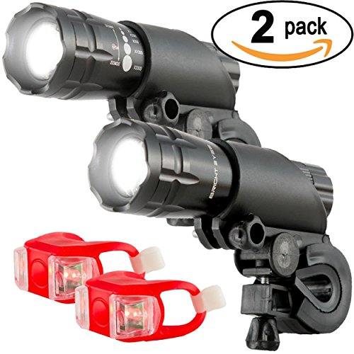 Bright Eyes Aircraft Aluminium Waterproof 300 Lumen LED