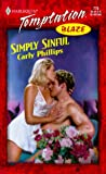 Simply Sinful (Blaze) (Temptation, 775) (0373258755) by Carly Phillips