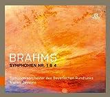 Symphonieorchester des Bayerischen Rundfunks Brahms: Symphonies Nos. 1 & 4 (BR Klassik: 900112)