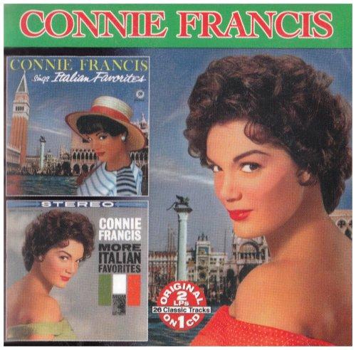 Connie Francis - Italian Favorites/More Italian Favorites - Zortam Music