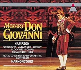 Cover of &quot;Mozart - Don Giovanni / Hampson...