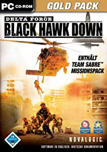 Delta Force: Black Hawk Down - Gold Pack inkl. Team Sabre