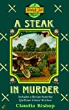 img - for Steak in Murder (Hemlock Falls Mysteries) book / textbook / text book
