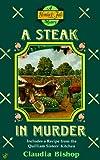 img - for Steak in Murder (Hemlock Falls Mysteries) book / textbook / text book