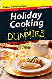 img - for Holiday Cooking for Dummies book / textbook / text book