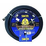 Swan Colorite DBPM58100 Heavy-Duty Premium Garden Hose-5/8