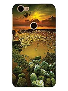 TREECASE Designer Printed Soft silicone Back Case Cover For LeTv Le 1S