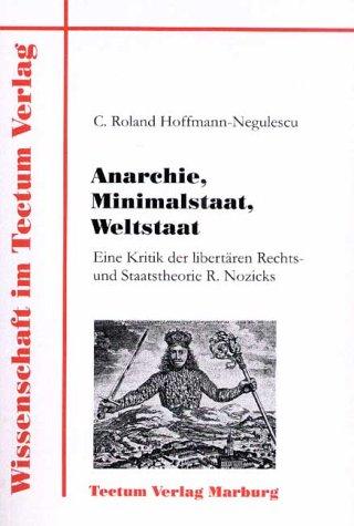 anarchie und freiheit
