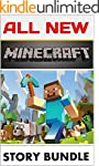 Minecraft: ALL NEW!! Story Book Bundle