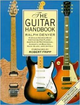 the guitar handbook ralph denyer pdf