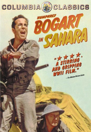 A WWII movie set in 1943, Sahara tells the tale of Sergeant Joe Gunn, an American M-3 tank crew commander played by the iconic Humphrey Bogart as he toils ...