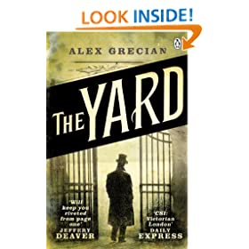 The Yard (Murder Squad Book 1)