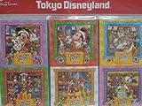 東京ディズニーランド30周年 ディズニー クリスマス 2013 メモセット 6種?