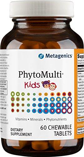 Metagenics - PhytoMulti Kids, 60 Count