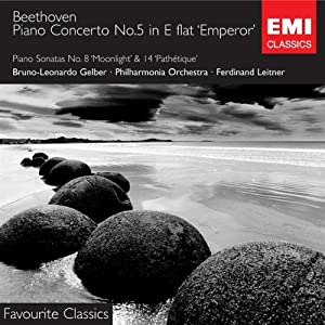 Piano Concerto No 5 / Piano Sonata No 8