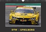 DTM-SPIELBERGAT-Version (Wandkalender 2017 DIN A4 quer): Monatskalender Deutsche Tourenwagen in Spie