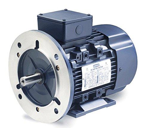 4-3 Hp-Kw 3510 Rpm Df100Ld Frame 230/460 Volts Leeson Electric Metric Motor # 193336