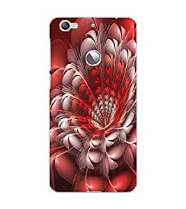 LE ECO LE 1S FLOWER Back Cover by PRINTSWAG