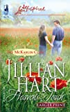 Heaven's Touch (The McKaslin Clan: Series 2, Book 2) (Larger Print Love Inspired #315) (0373812299) by Hart, Jillian