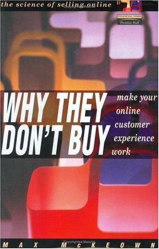 Why They Don't Buy: The Science of Selling Online