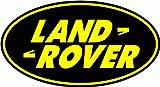 Land Rover Hochwertigen Auto-Autoaufkleber 15 x 8 cm