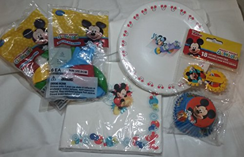 Mickey Mouse Clubhouse Party Pack for 18