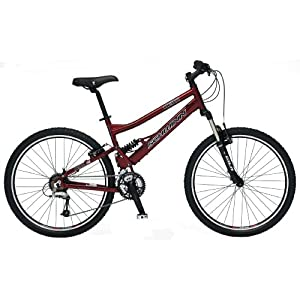 Schwinn Delta Sport Full Suspension Unisex Bike