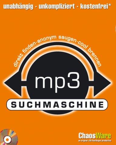 MP3 Suchmaschine. Direkt finden, anonym saugen, cool brennen.